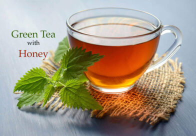 Benefits of Green Tea with Honey