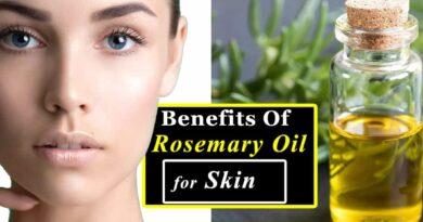 rosemary oil for skin