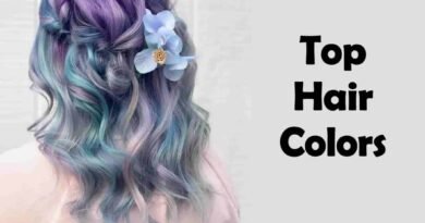 Top Hair Colors