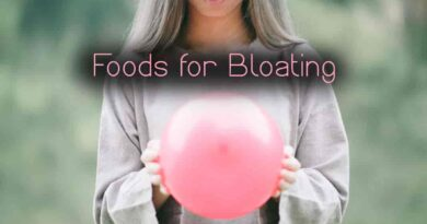 foods to reduce bloating