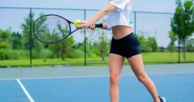 tennis wrist injury