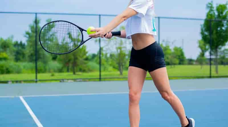 tennis wrist injury