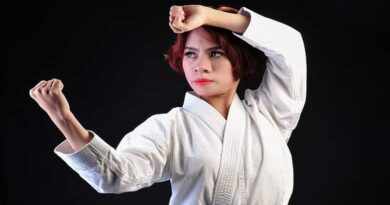 Things You Can Do to Get Better at Martial Arts