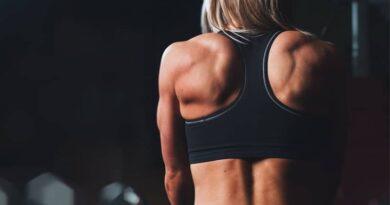 back fat exercises