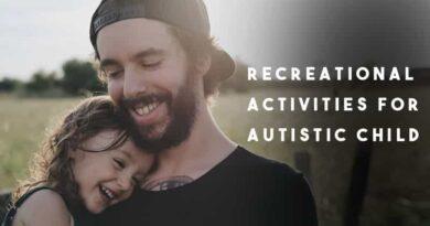 recreational activities for autistic child