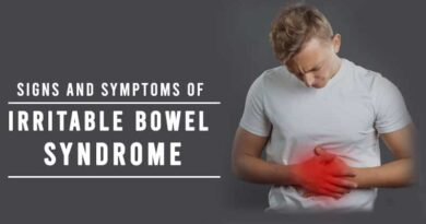 Symptoms for IBS