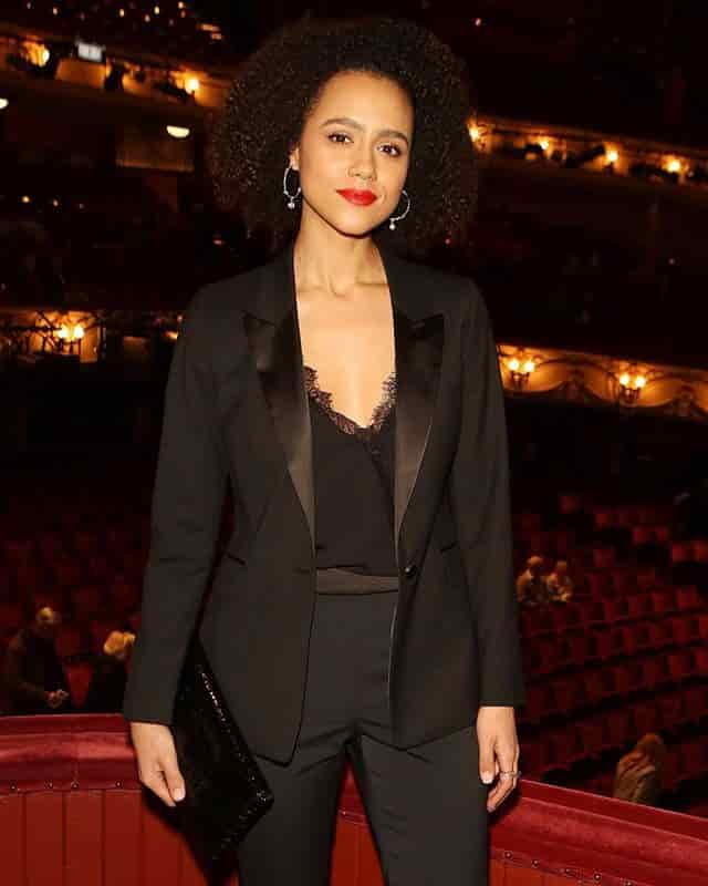 Nathalie Emmanuel: Hot black women