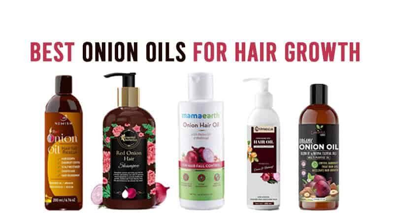 Best Onion Oils for Hair Growth