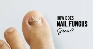 How Does Nail Fungus Grow