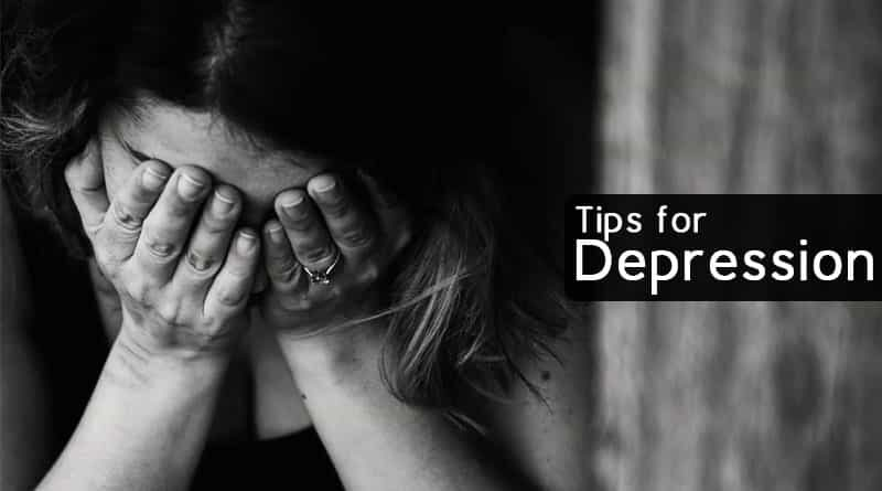 Tips for Depression