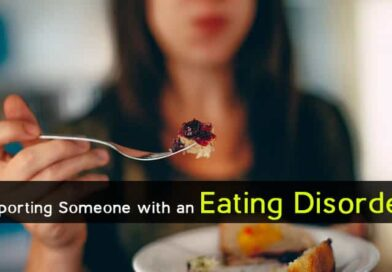 supporting someone with an eating disorder