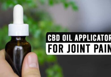 CBD Oil Applicator for Joint Pain